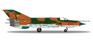 1:200 Herpa NVA/LSK Mikoyan MiG-21 511