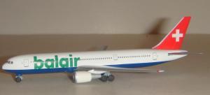 1:500 Herpa Balair Boeing B 767-300 NA 502955