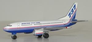1:500 Herpa Boeing Aircraft Company Boeing B 737-500 NA