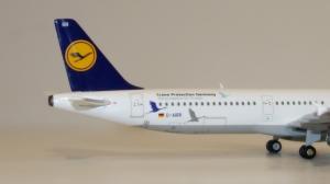 1:400 Gemini Jets Lufthansa Airbus Industries A321-100 D-AIRR