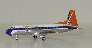 1:400 Aeroclassics South African Airways Hawker-Siddeley 748 ZS-SBV
