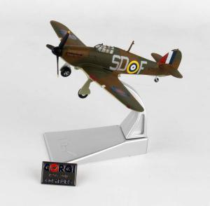 1:72 Corgi Classics Ltd. Royal Air Force Hawker Hurricane NA