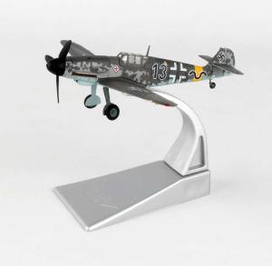 1:72 Corgi Classics Ltd. Luftwaffe Messerschmitt BF 109 NA