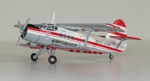 1:200 Herpa Aeroflot Antonov AN-2 CCCP-32338