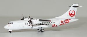 1:400 JC Wings Japan Air Commuter Aerospatile / Aeritalia ATR-72 JA01JC