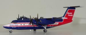 1:200 Herpa Wardair Canada DeHavilland DHC-7 C-GXVF
