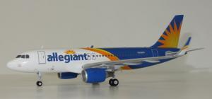 1:200 Gemini Jets Allegiant Air Airbus Industries A319-100 N319LV