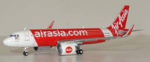 1:400 Gemini Jets AirAsia Airbus Industries A320-200 9M-AGA