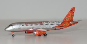 1:500 Herpa Aeroflot Sukhoi RRJ95 RA-89009