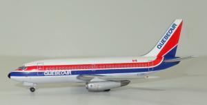 1:400 Aeroclassics Quebecair Boeing B 737-200 C-GQBJ