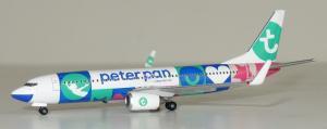 1:500 Herpa Transavia Airlines Boeing B 737-800 PH-HSI