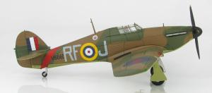 1:48 Hobby Master Royal Air Force Hawker Hurricane RF-J