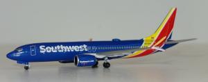 1:400 Aeroclassics Southwest Airlines Boeing B 737-8MAX N8706W
