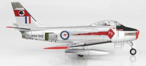 1:72 Hobby Master Royal Australian Air Force North American F-86 Sabre A94-942
