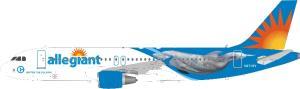 1:200 Inflight200 Allegiant Air Airbus Industries A320-200 N71NV