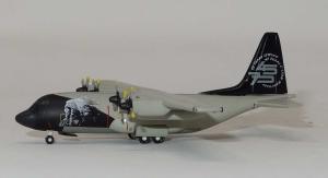 1:500 Herpa Belgian Air Force Lockheed C-130 Hercules CH-10