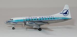1:400 Gemini Jets North Central Airlines Convair CV-580 N2041 GJNOR1162