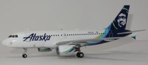 1:200 Gemini Jets Alaska Airlines Airbus Industries A319-100 N530VA