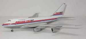 1:200 Inflight200 Boeing Aircraft Company Boeing B 747SP N747SP