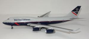 1:200 Gemini Jets British Airways Boeing B 747-400 G-BNLY
