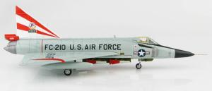 1:72 Hobby Master United States Air Force Convair F-102 Delta Dagger 56-1210 HA3113