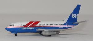 1:400 Aeroclassics Braniff International Boeing B 737-200 N465AC