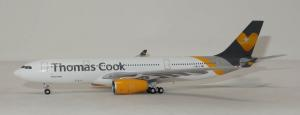 1:400 JC Wings Thomas Cook Airlines Airbus Industries A330-200 G-MLJL LH4157