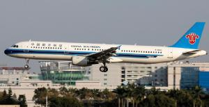 1:200 Inflight200 China Southern Airlines Airbus Industries A321-200 B-6681