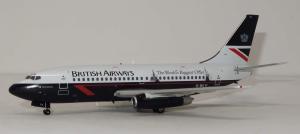 1:200 Inflight200 British Airways Boeing B 737-200 G-BKYI