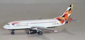 1:500 Herpa Deutsche BA Boeing B 737-300 D-ADBE 511490