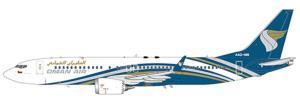 1:200 JC Wings Oman Air Boeing B 737-8MAX A4O-MB LH2123