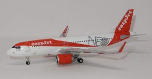 1:200 JC Wings EasyJet Airbus Industries A320-200 G-UZHA EW232N001