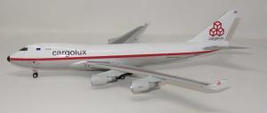 1:200 JC Wings Cargolux Boeing B 747-400 LX-NCL XX2051C