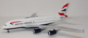 1:200 Gemini Jets British Airways Airbus Industries A380-800 G-XLEC G2BAW905