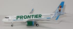 1:200 Gemini Jets Frontier Airlines Airbus Industries A320-200 N318FR G2FFT897