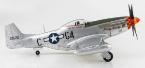 1:48 Hobby Master United States Air Force North American P-51 Mustang 44-11622 HA7741