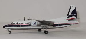 1:200 Herpa Delta Air Lines Fairchild FH-227 N378NE 571142
