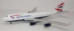 1:200 Inflight200 British Airways Boeing B 747-400 G-CIVY ARDBA18