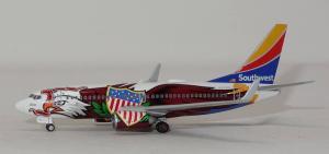 1:400 Gemini Jets Southwest Airlines Boeing B 737-700 N918WN GJSWA1952