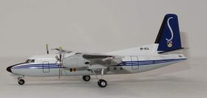 1:200 Herpa Sabena Fokker F-27 OO-SCA