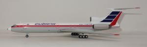 1:200 JC Wings Cubana Tupolev TU-154 CU-T1275 LH2284