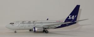 1:200 JC Wings SAS Scandinavian Airlines Boeing B 737-700 SE-RJX XX20107