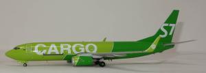 1:200 JC Wings S7 Airlines Boeing B 737-800 VP-BEN LH2302