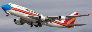 1:200 JC Wings Kalitta Air Boeing B 747-400 N744CK XX20120