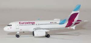 1:500 Herpa Eurowings Airbus Industries A319-100 D-AGWV 535342