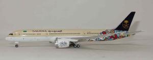 1:400 JC Wings Saudia - Saudi Arabian Airlines Boeing B 787-900 HZ-AR13 LH4249A