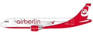 1:200 JC Wings Air Berlin Airbus Industries A320-200 D-ABNW LH22201