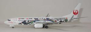 1:200 JC Wings Japan TransOcean Air Boeing B 737-800 JA11RK EW2738016