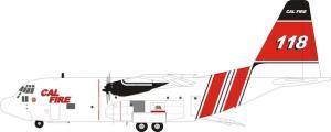 1:200 Inflight200 CAL Fire Lockheed C-130 Hercules N118AZ IF130CALF118