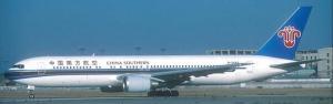 1:200 Inflight200 China Southern Airlines Boeing B 767-300 B-2565 AV2062